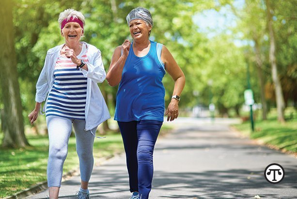 Now's the time to kickstart your summer exercise routine. Pair up with a friend for extra fun and motivation.