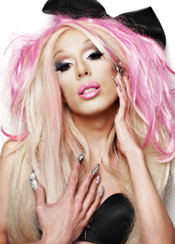 Drag Queen Alaska headlines Pride Festival of Central PA, July 28.