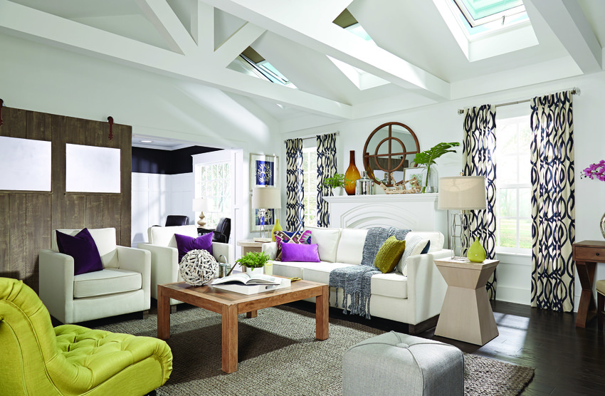 Spring is the perfect time to start re-imagining your home and making upgrades that create a fresh, welcoming vibe.