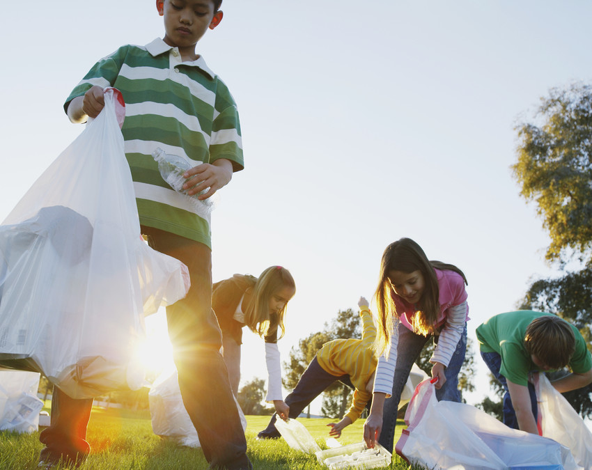 Kids who want to follow your example and go green can do large and small ways, many of which are as fun as they are eco-friendly.