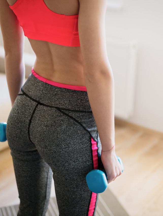 If you're suffering from back pain, it might be time to get yourself to Booty Camp and get your butt in shape. Literally. You have to build your booty to better your spine.