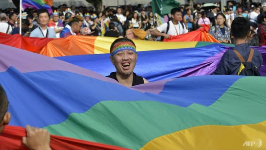 Taiwan's top court ruled in May 2017 that preventing same-sex marriage was unconstitutional but there has been little progress on the issue since.