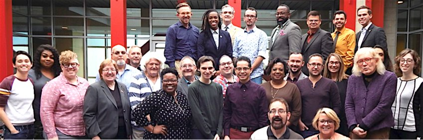 Nov. 2, the Pennsylvania Commission on LGBTQ Affairs held its inaugural meeting at Harrisburg University.