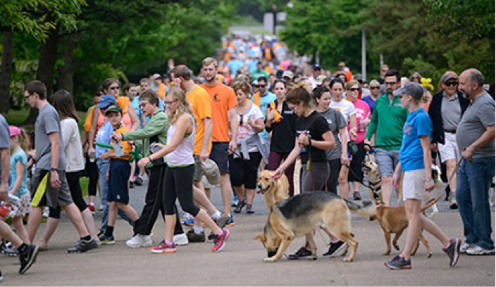 "The 2019 Highmark Walk for a Healthy Community Harrisburg will be held Sat., May 18 at Harrisburg Area Community College. This year, the Walk will benefit 48 health and human service organizations, including Alder Health Services and LGBT Center of Central PA. According to the event's web site, ""nonaggressive dogs are permitted at the event on a leash."" The 2018 walk raised $350,792."