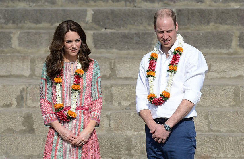 Duke and Duchess of Cambridge encourage people to keep talking about mental health