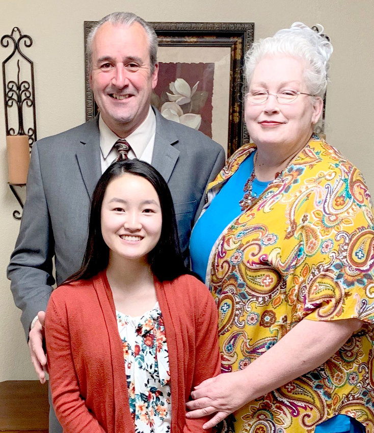CENTRAL CALVARY BAPTIST CHURCH welcomes Pastor Jerry Sousley and his family.