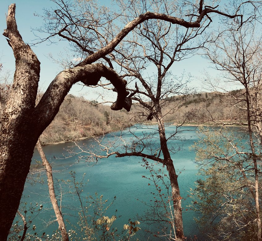 """THIS PHOTO OF Noblett Lake is an example of the type of artistic entries being sought for """"Our Ozarks in Art,"""" an Ozarks-themed multimedia art show being hosted by the Harlin Museum."""