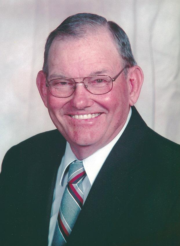 Donald Mack Gillham