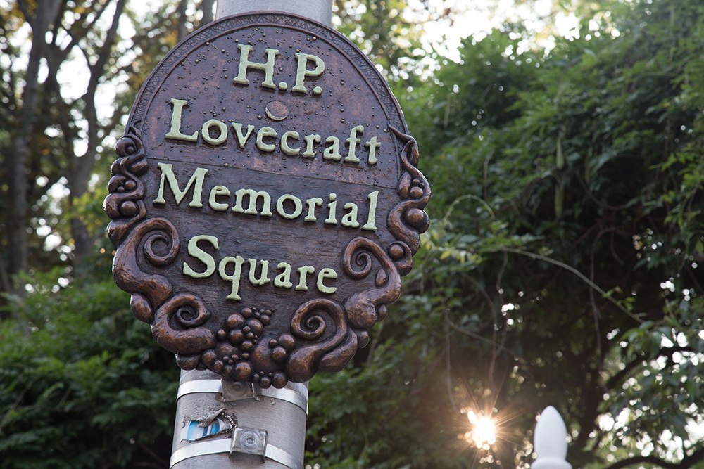 Walk the streets of one of the 20th century's most influential horror writers with the H.P. Lovecraft Walking Tours this month