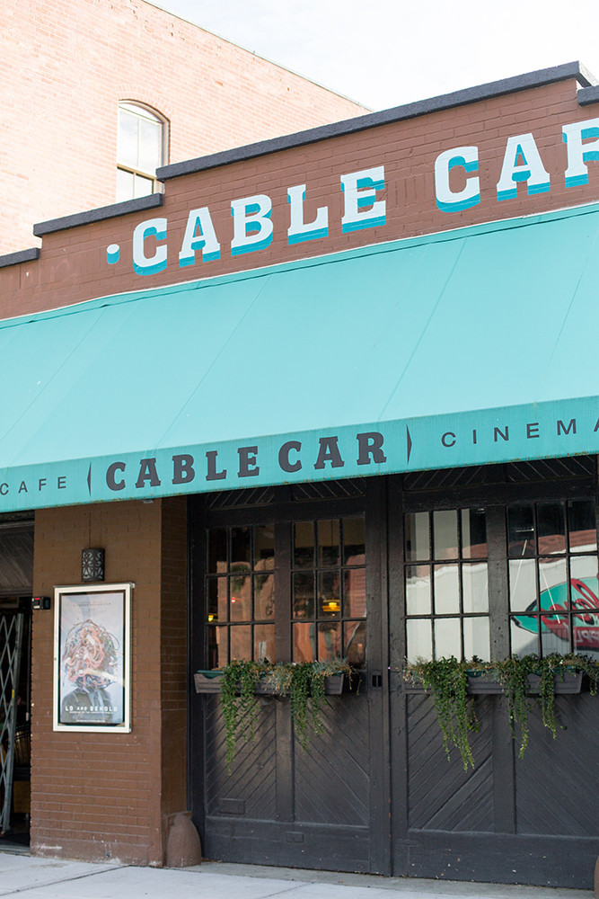 40 years and countless movies later, the Cable Car is still screening challenging independent films