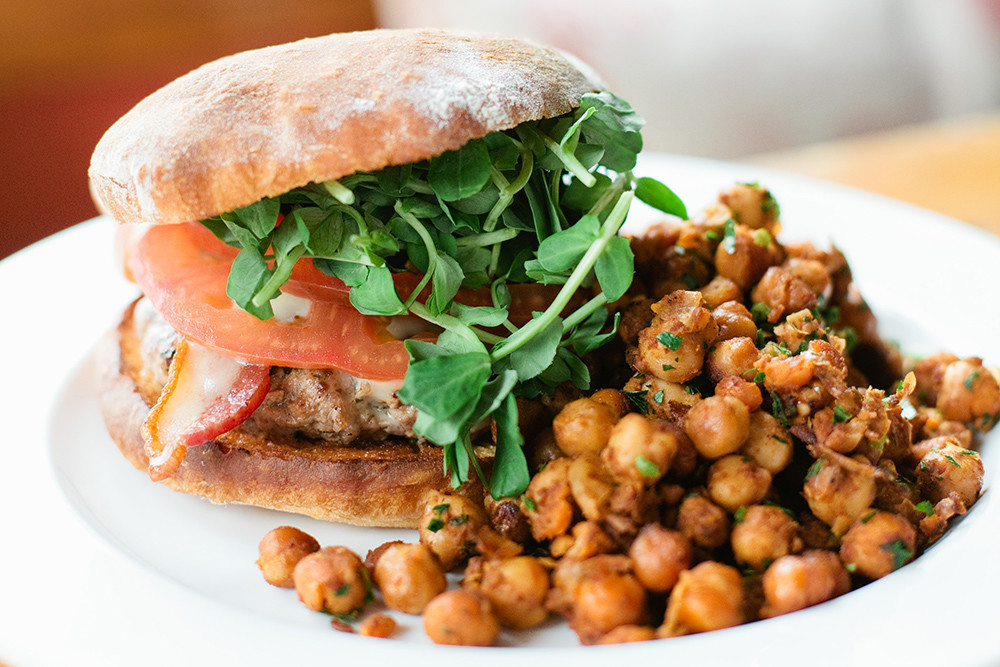 Nutritious and delicious dining suitable for a variety of dietary restrictions at The Beehive Cafe in Bristol