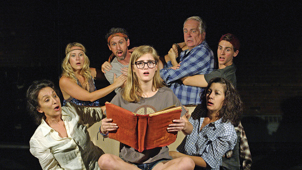 Appropriate at Trinity Rep is running until November 6