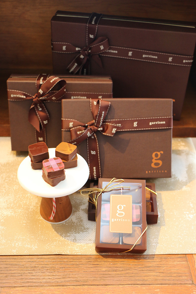 Stock Culinary Goods exclusively carries Garrison Confections on the East Side