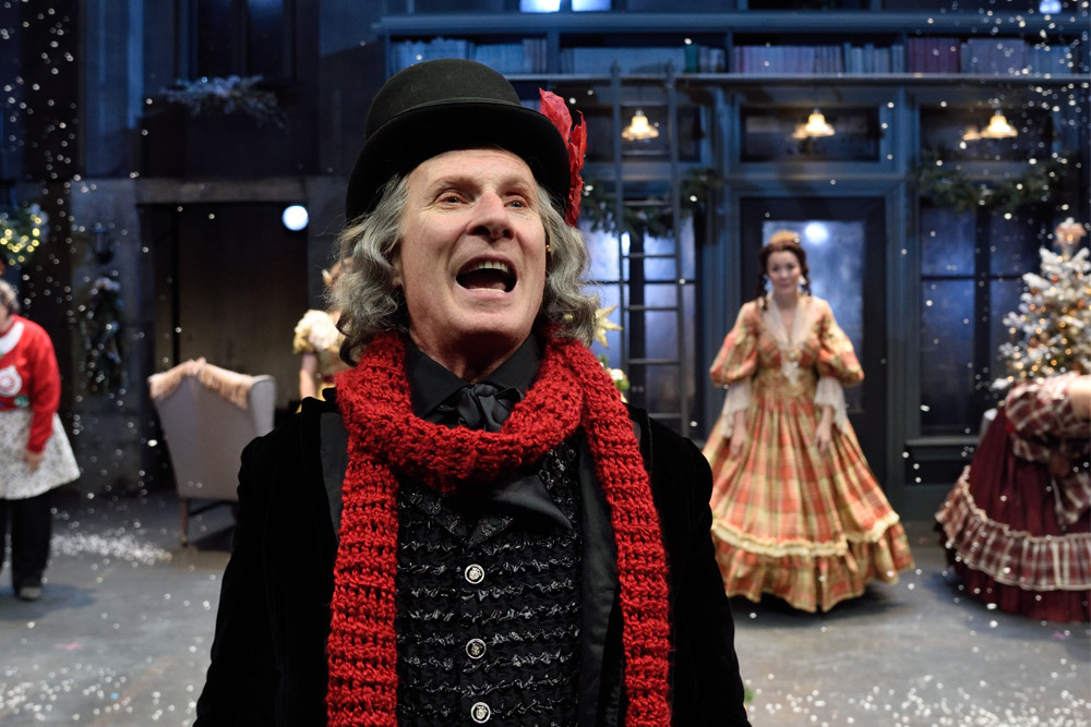 Trinity Repertory Company is putting on its 40th production of A Christmas Carol