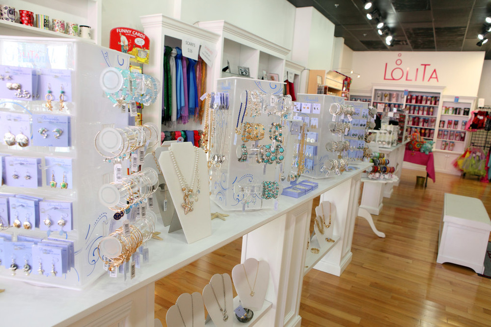Baubles of all shades at Bee Chic