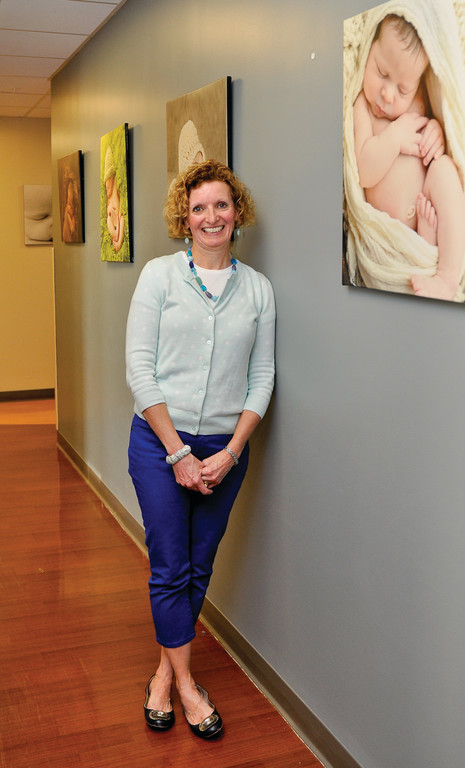 Lori Kelley has delivered over 1,000 babies