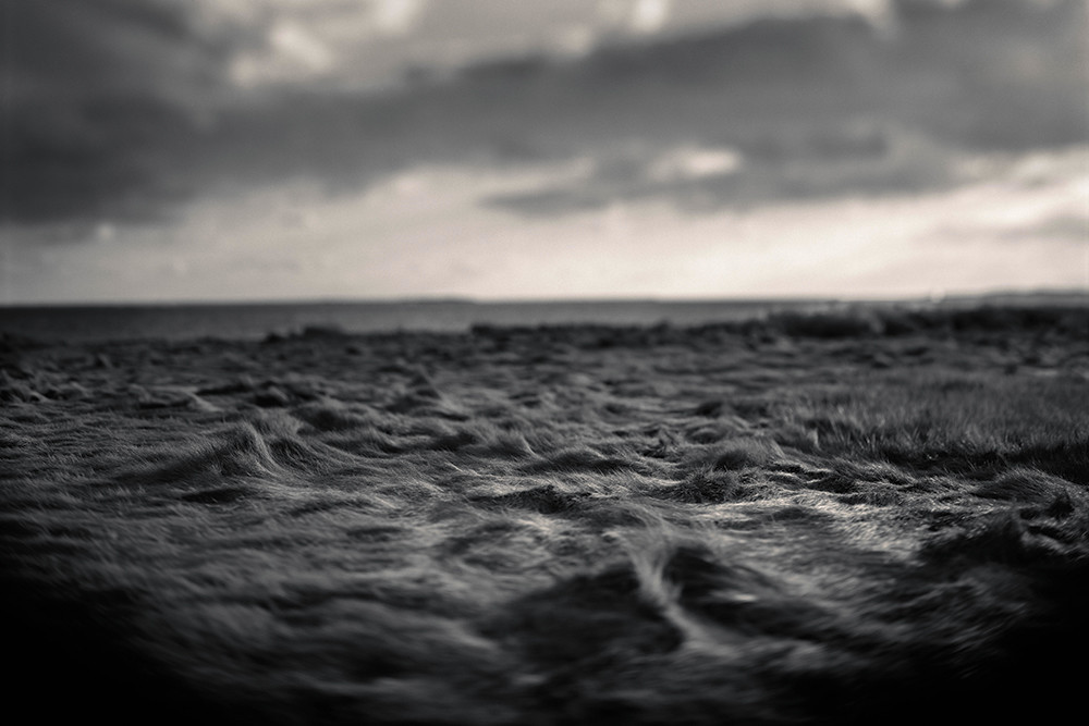 One of Ron Cowie's original photographs that will be featured at the Newport Art Museum