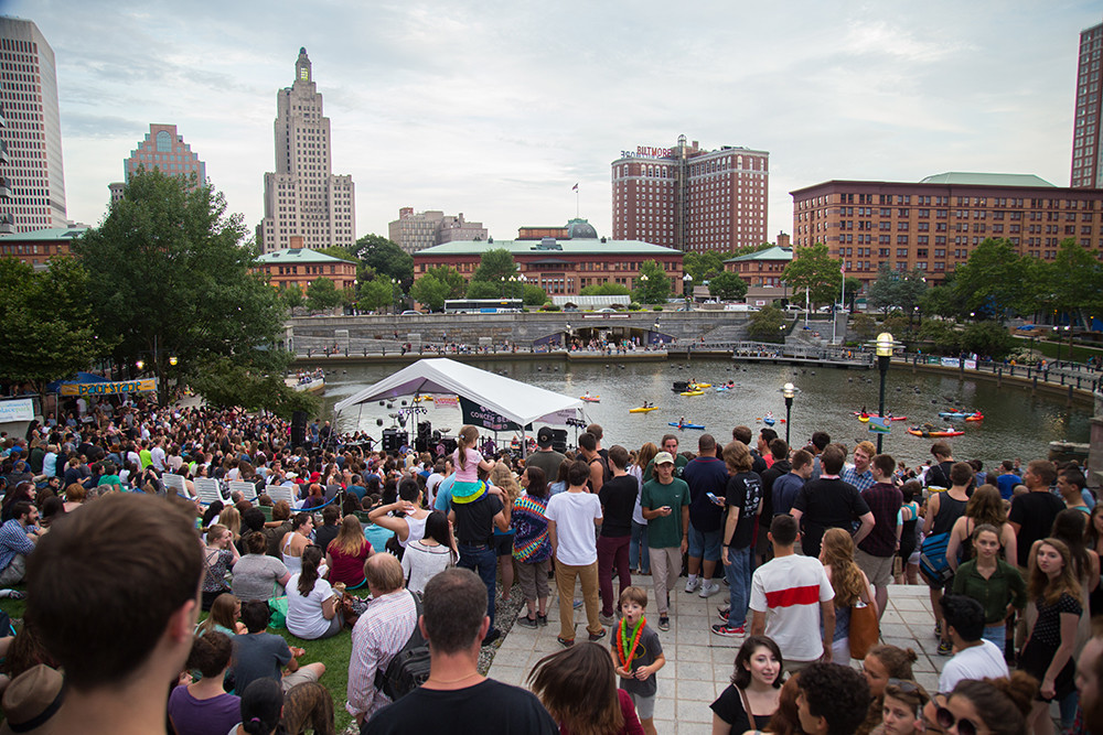 WBRU's Summer Concert Series returns on July 21