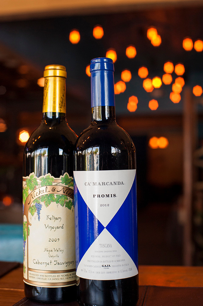 Stop by Tavolo Wine Bar and Tuscan Grille for Wine Bottles Mondays