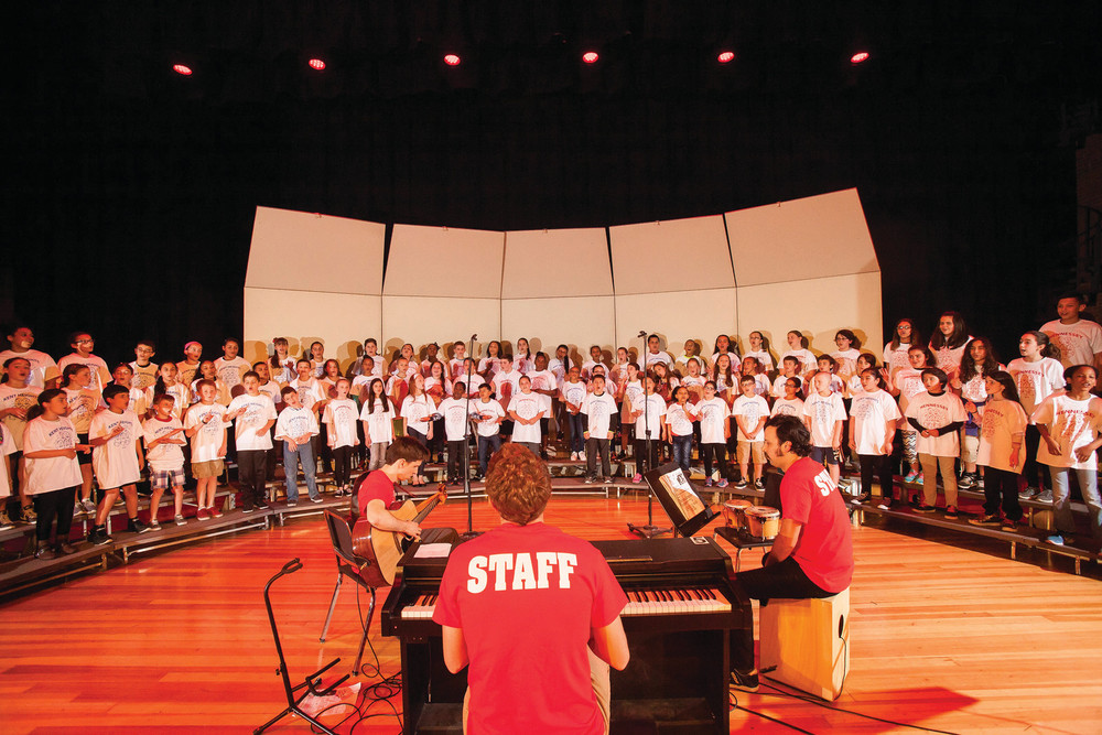 The Kids Rock Chorus