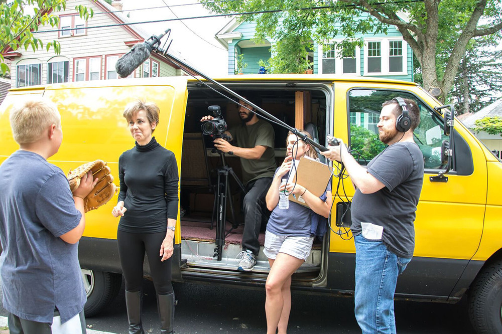 Local filmmakers turn ideas into finished movies in just 48 hours
