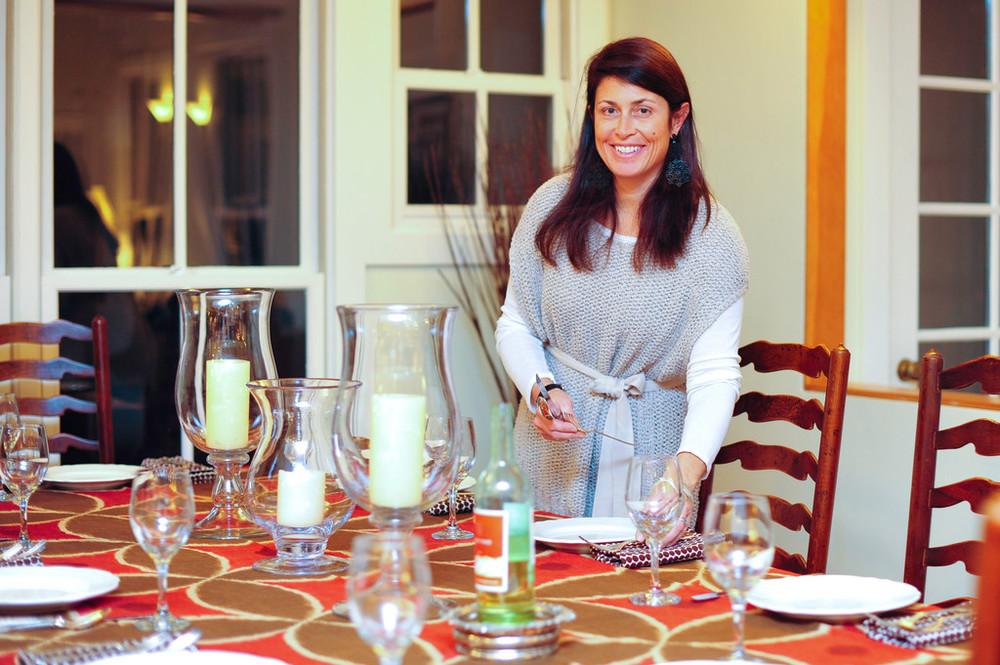 Alicia Hamblett of Alicia's Table