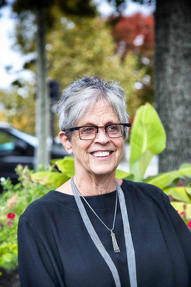 East Side audiologist and feminist community leader, Jodi Glass