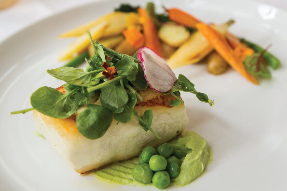 Treat yourself to a meal at The Dorrance during Providence Restaurant Weeks
