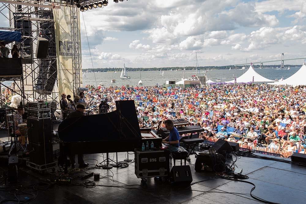 Newport Jazz Festival, August 4-6