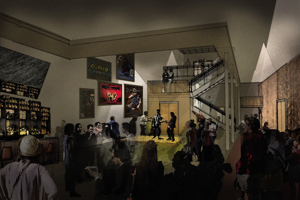 The new Arctic Playhouse will recall West Warwick's past as a hotspot for theatre and entertainment