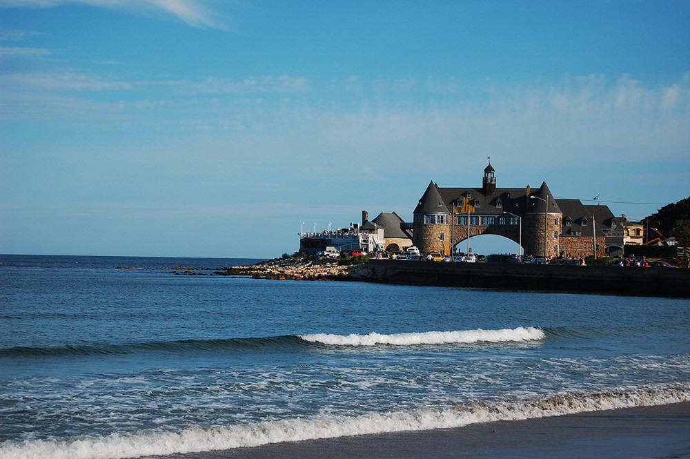 Narragansett Town Beach is one of many South County beaches that are free after Labor Day.