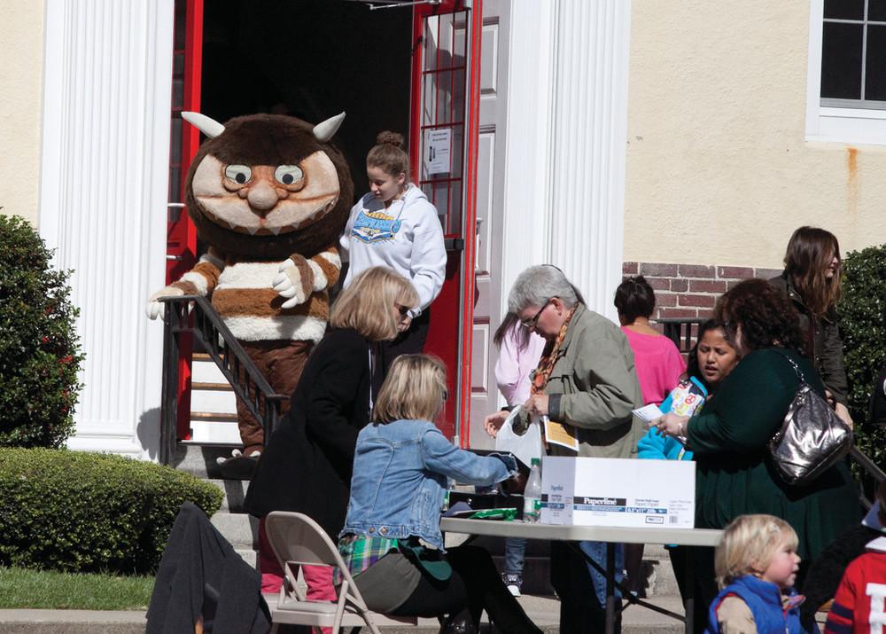 The RI Festival of Children's Books returns October 18
