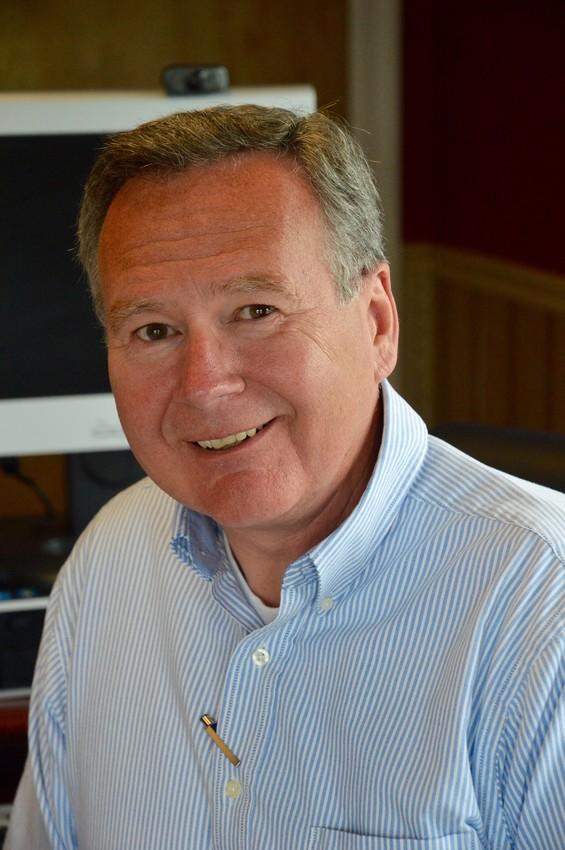 Portsmouth Town Administrator Richard Rainer, Jr.