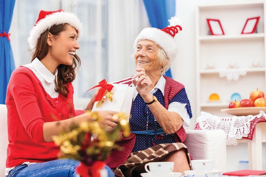SPECIAL TIME: Tradition is an important part of holiday celebrations, and local assisted living and long-term care facilities incorporate the season's staples – from Italian cookie trays to the Macy's Thanksgiving Day Parade – into their programming in a variety of ways.