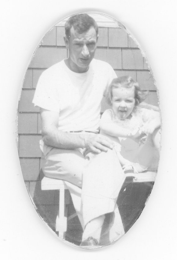 Martha Smith and her father