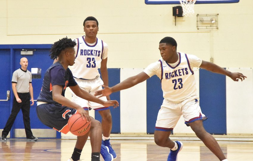 The Person High School basketball teams' games against McMichael scheduled for Tuesday were postponed because of the snow that blanketed much of the state. FILE