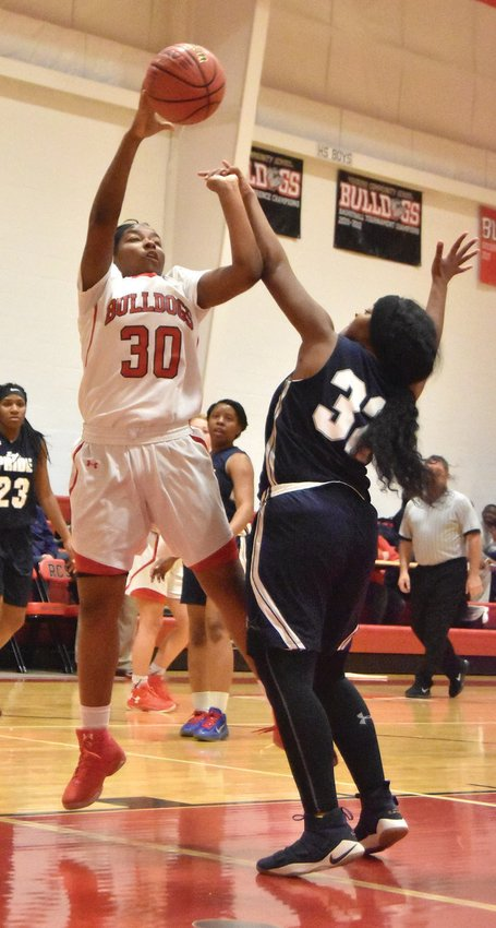The Roxboro Community School girls' basketball team picked up a key NCAC victory against East Wake Academy last week. FILE