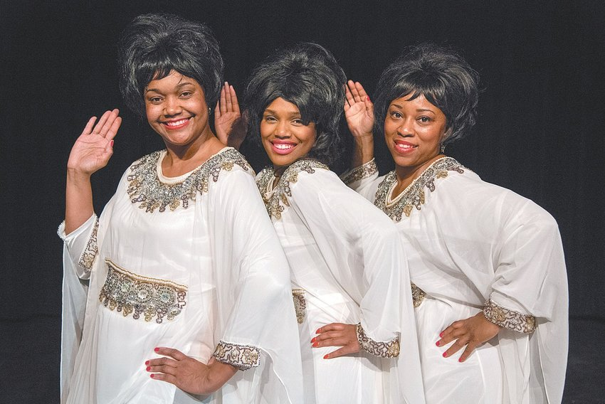Roxboro Little Theater will present 'Dreamgirls' on stage at the Kirby Theater at the end of April.