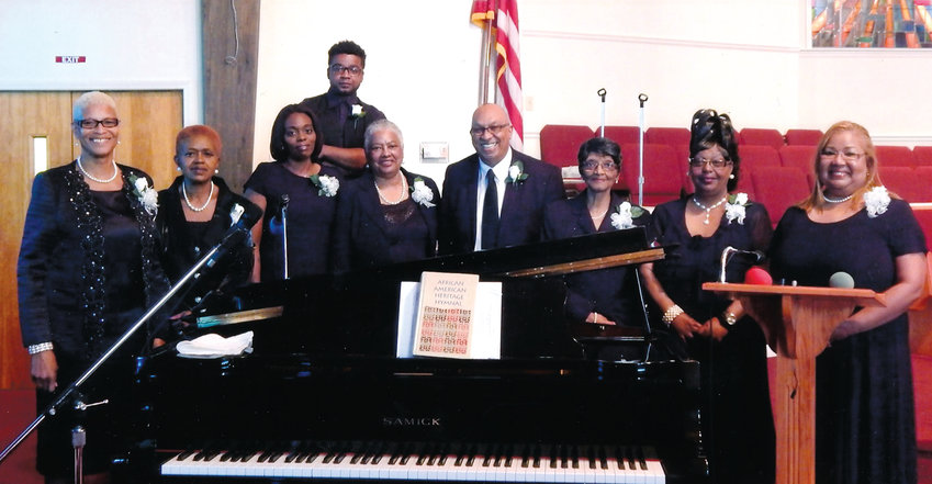The Sanctuary Choir at First Baptist Church in Roxboro will celebrate its anniversary April 14.