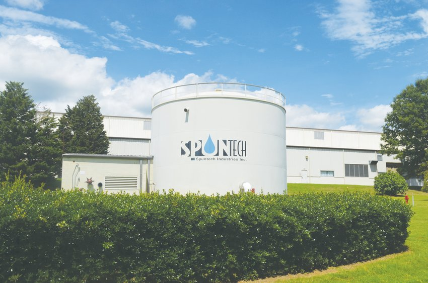 Spuntech Industries faces a $46,228.16 late tax listing penalty upheld by the Board of County Commissioners Monday.