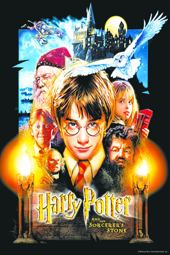 Visitors can see the first Harry Potter movie during Free Movie Friday at the Kirby Theater.