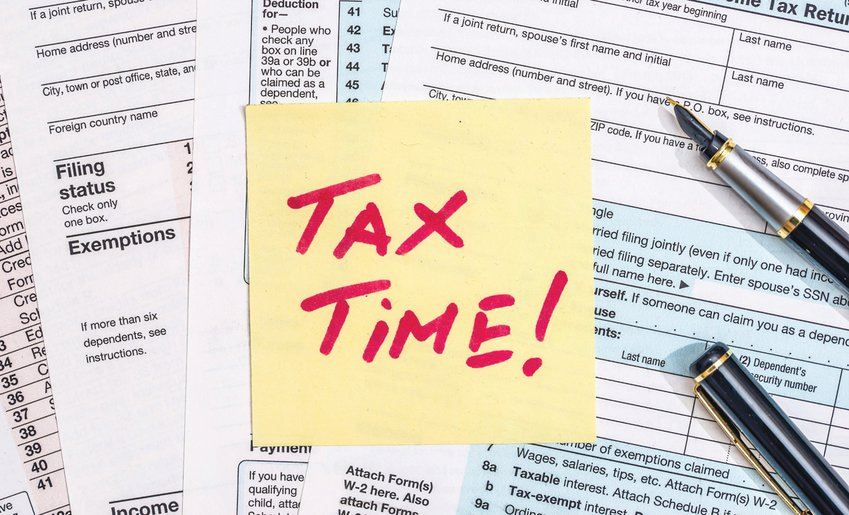 Tax season doesn't have to be stressful, but it helps if taxpayers prepare before they get started.