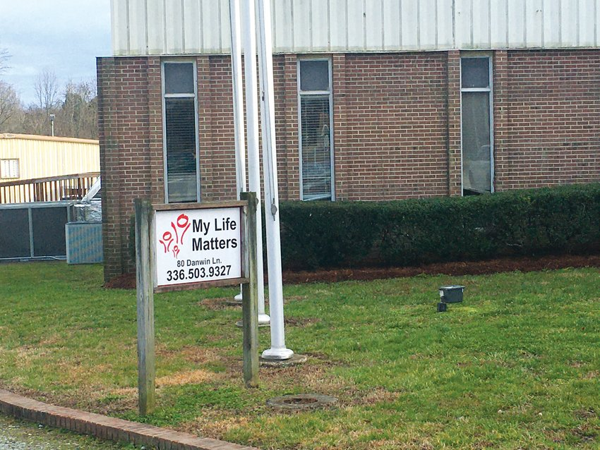 The Warehouse on Danwin Lane will be the site of several My Life Matters events this month.