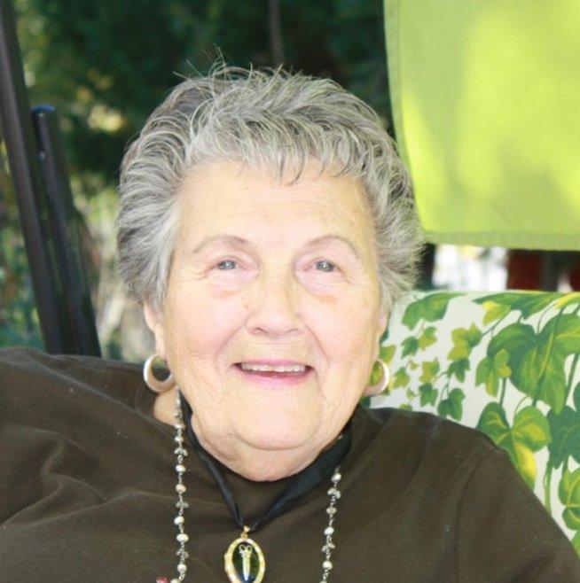 Louise Ann Hubert Walker