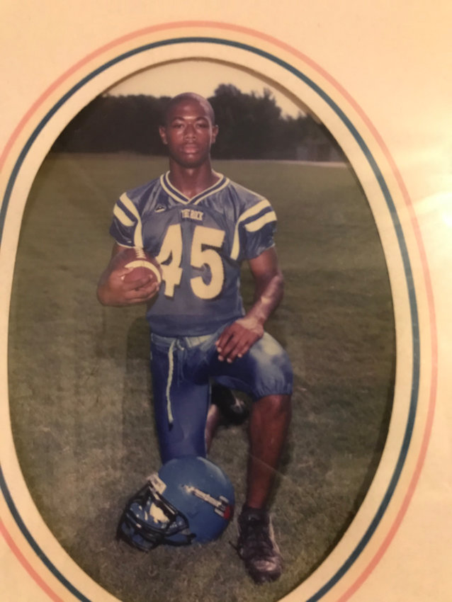 Jeffrey Street set numerous Rocket football records during his time at Person High School, including most all-purpose yards in a season, most 200-yard rushing games in a season, most points scored in a season, and most yards rushing in a game.