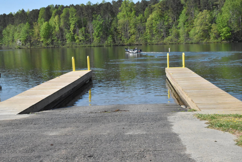 Boat rentals are opening back up for Memorial Day Weekend at Mayo Lake Park. Park Ranger Jeffrey Street expects a capacity crowd.