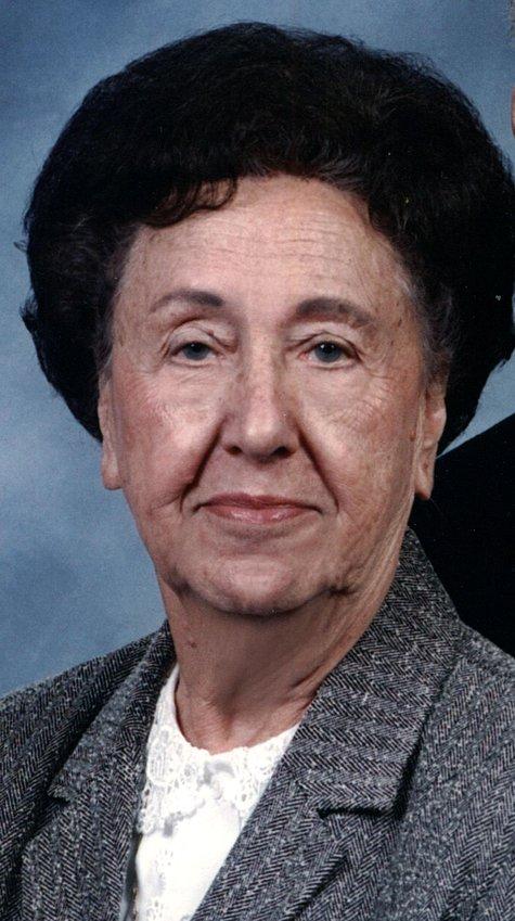 Mary Johnson Dickerson
