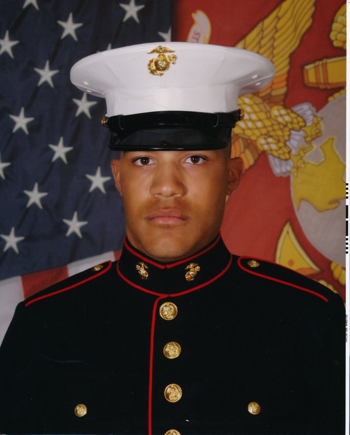 Justin Obie, who starred on the varsity football team at Person High School in 2015 and 2016, is now a member of the United States Marine Corps. Obie is stationed in Camp Lejeune, where he is an 0811 Field Cannoneer.