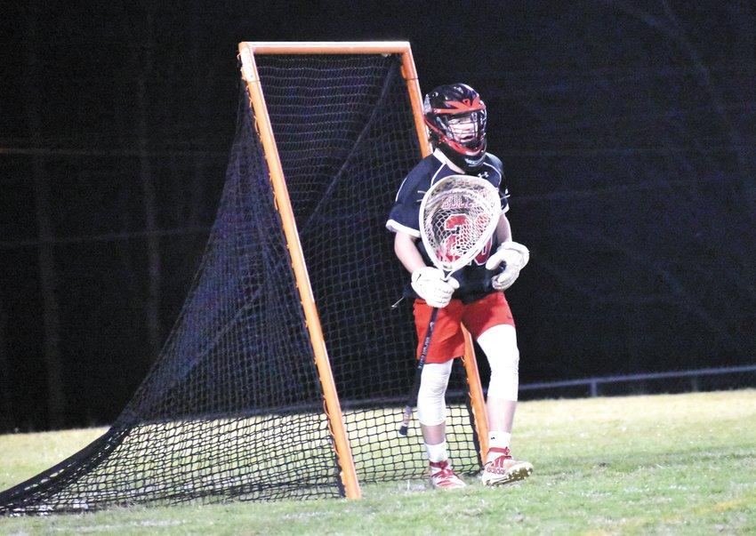 Roxboro Community School senior Kole Walker started playing lacrosse in sixth grade at RCS. Walker took on cross country in his freshman year of high school.