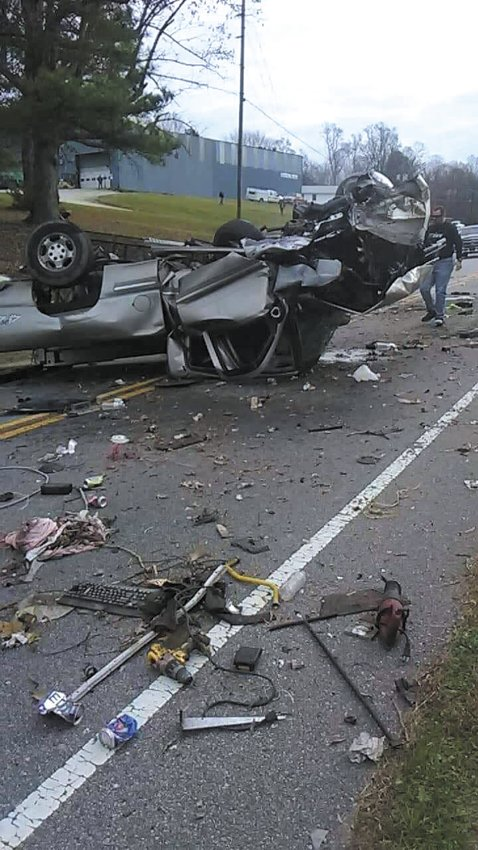 A multi-vehicle accident last week on Semora Road claimed the lives of two people and injured others.